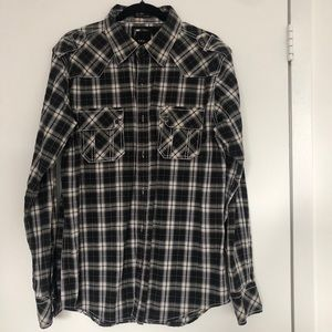 Other - Men's Plaid Button Down